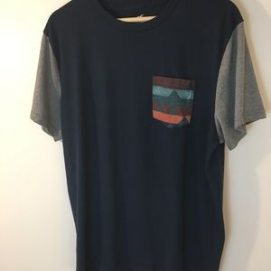 Hollister Navy Tee Shirt